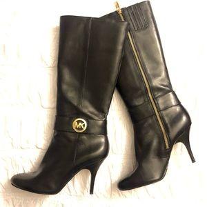 Michael Kors Caroline Boot- Black